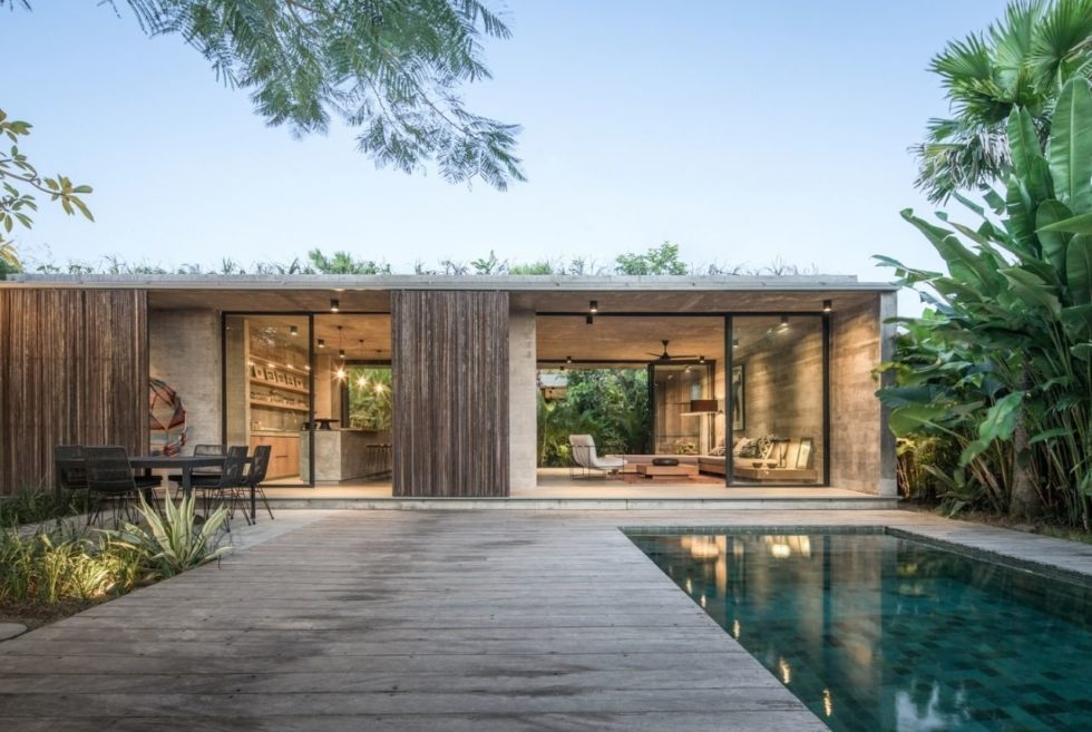 The Caceres + Tous House BK Is A Concrete House Like No Other