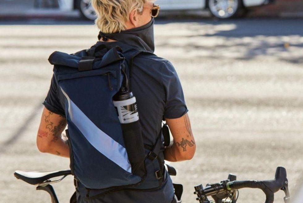 The Mission Workshop x Tracksmith Backpack