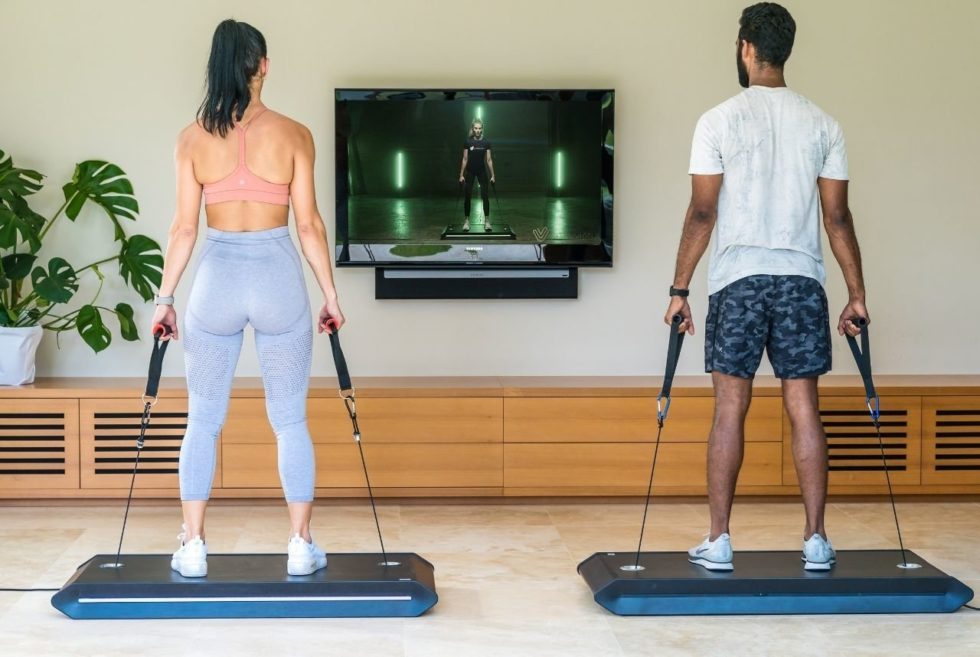 The V-Form Trainer Is An Intuitive Strength Training Machine