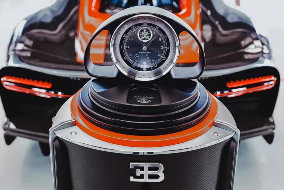 The Buben & Zorweg for Bugatti collection channels the Chiron Super Sport 300+