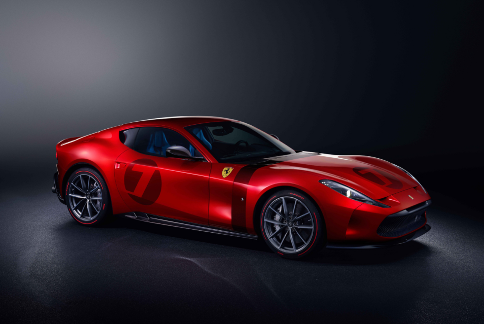 Ferrari crafts the Omologata as an ultimate bespoke supercar for one special client