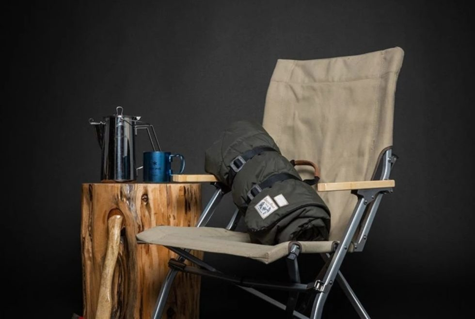 The Fire-resistant Snowpeak x Rumpl Nanoloft Takibi Blanket Is Perfect For Campfire Nights