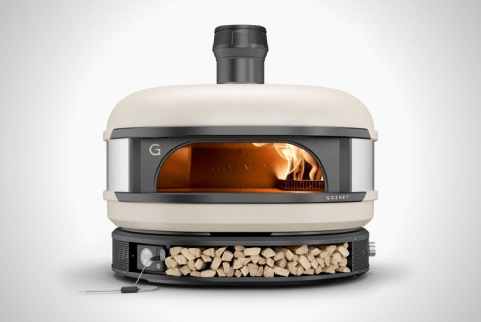 The Gozney Dome Is An Elegant Dual-Fuel Outdoor Oven