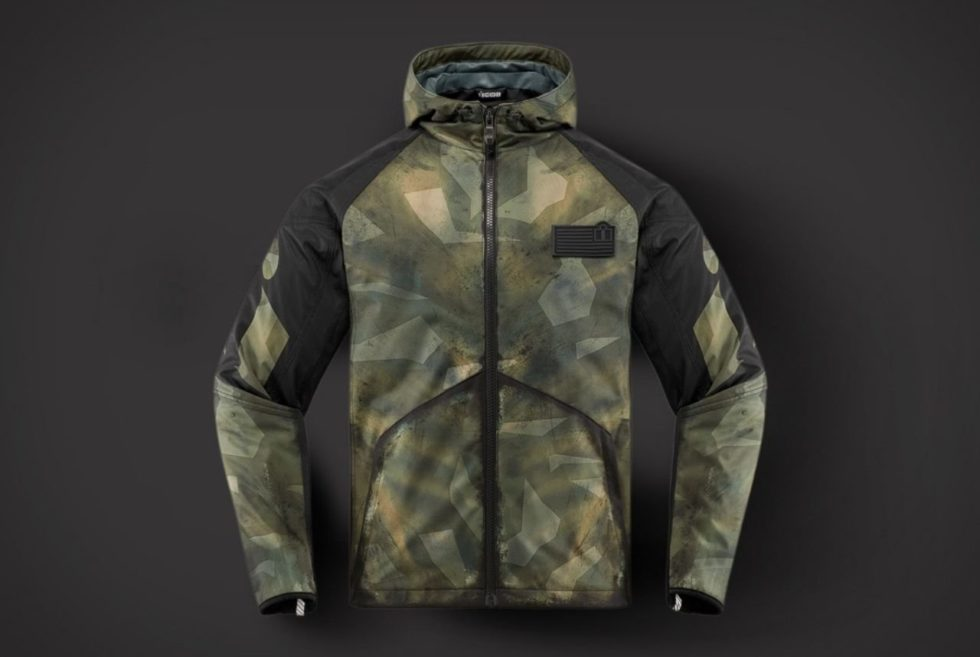 The Icon Merc Battlescar Jacket Offers Protection and Swag