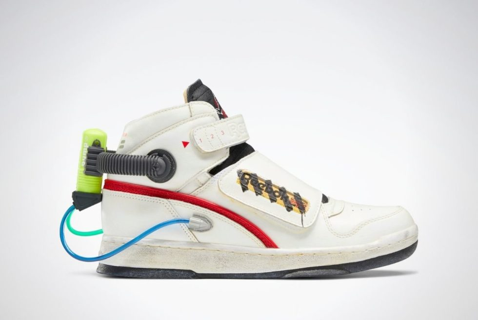 The Reebok Ghostbusters Ghost Smashers Shoes Is An Homage to A Classic Favorite
