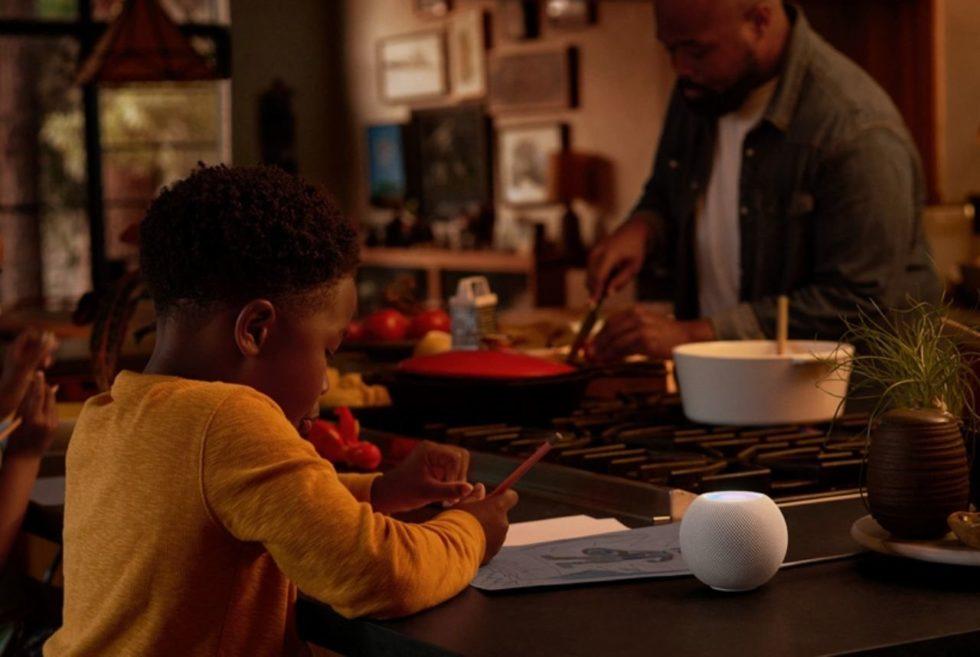 Apple's HomePod Mini Is More Than A Smart Speaker