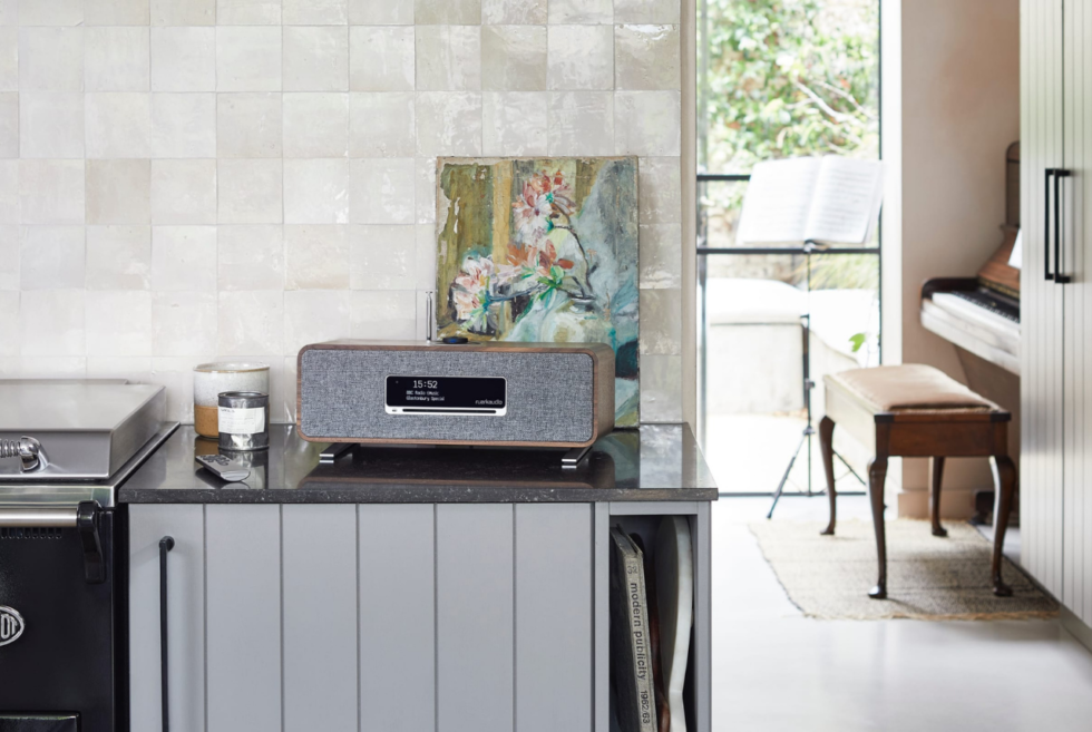 Ruark Audio presents an upscale compact music system called the R3