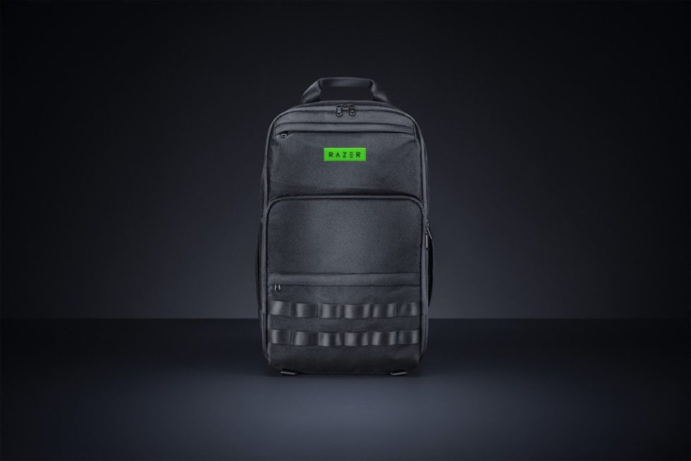 Protect Your Gear With The Razer Concourse Pro Backpack