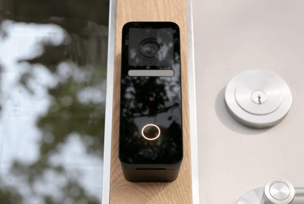 Logitech Circle View Doorbell 2