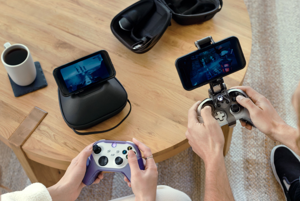 Get more out of your mobile gaming with accessories from Otterbox Gaming