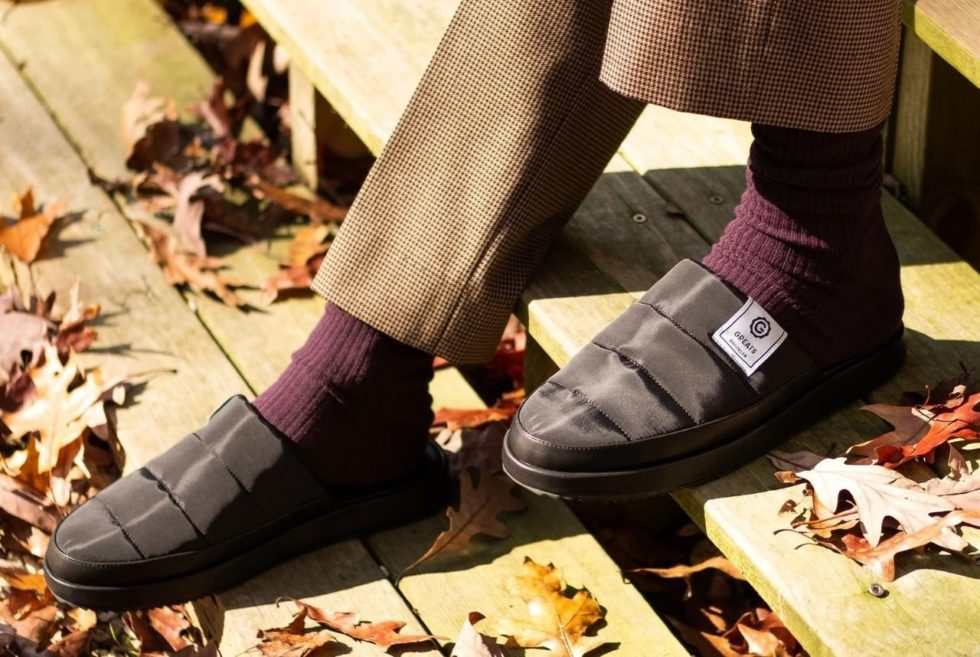 GREATS Foster Slipper Keeps Your Feet Toasty Indoors and Outdoors