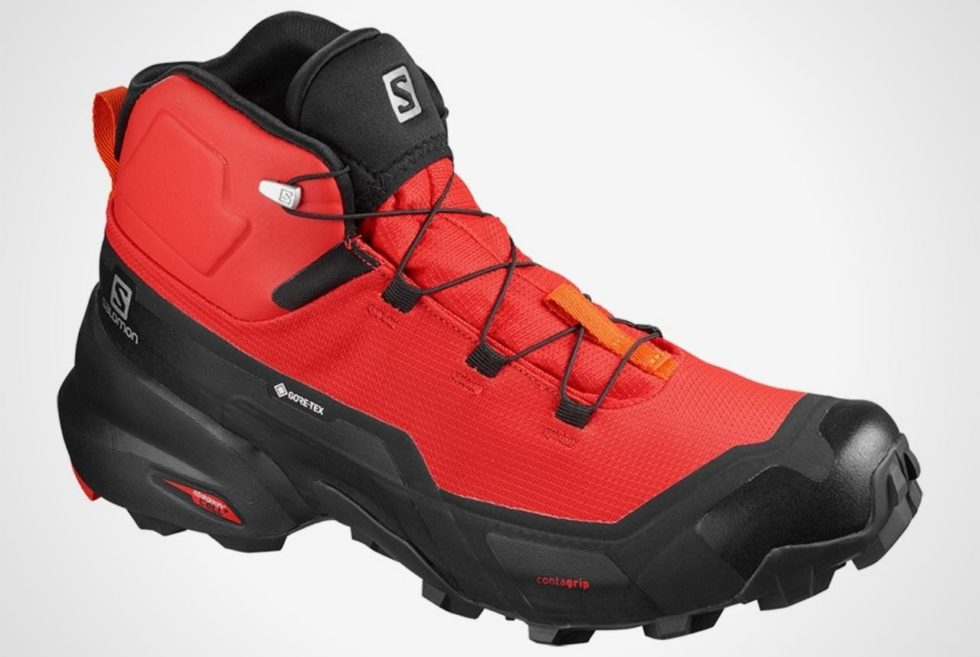 The Salomon Crosshike Mid GTX Is For All-Terrain and All-Weather Wear
