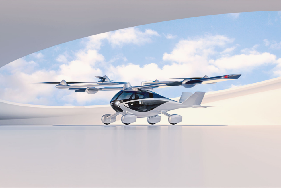 ASKA eVTOL: A flying car you can actually operate both on the road or in the sky