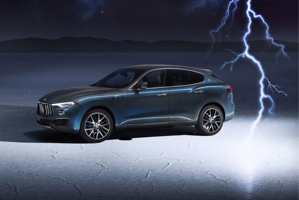 Maserati is easing its way into the eco-friendly segment with its Levante Hybrid SUV