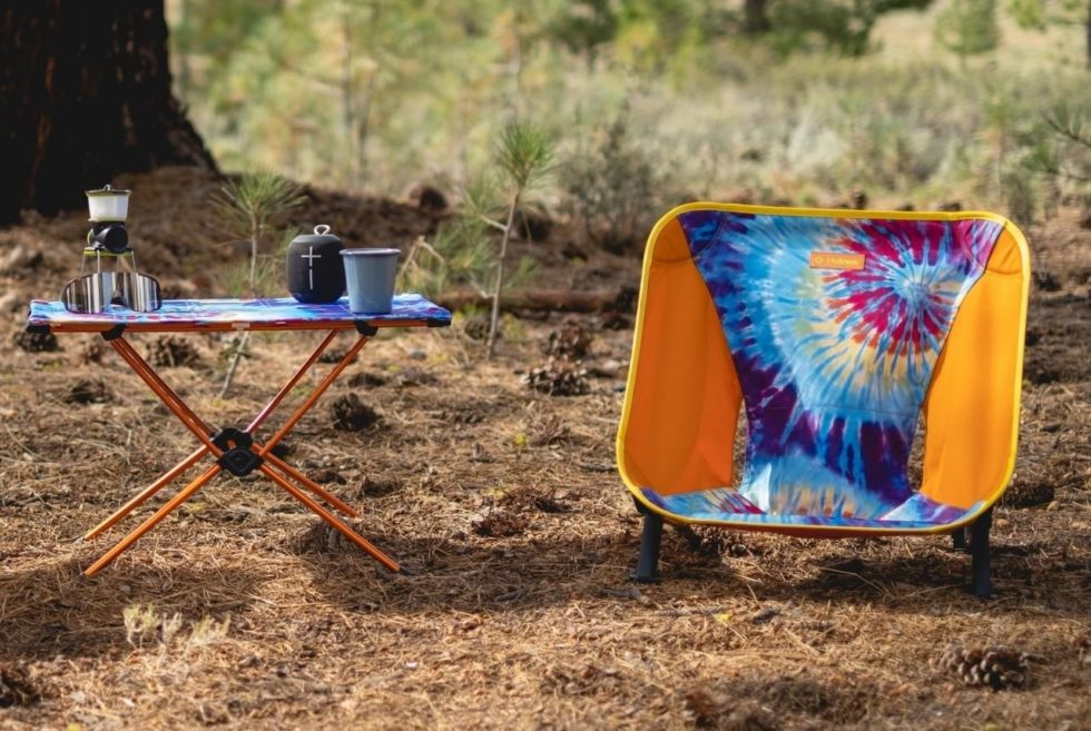 Sit Back, Relax and Enjoy The Outdoors With The Helinox Incline Festival Chair