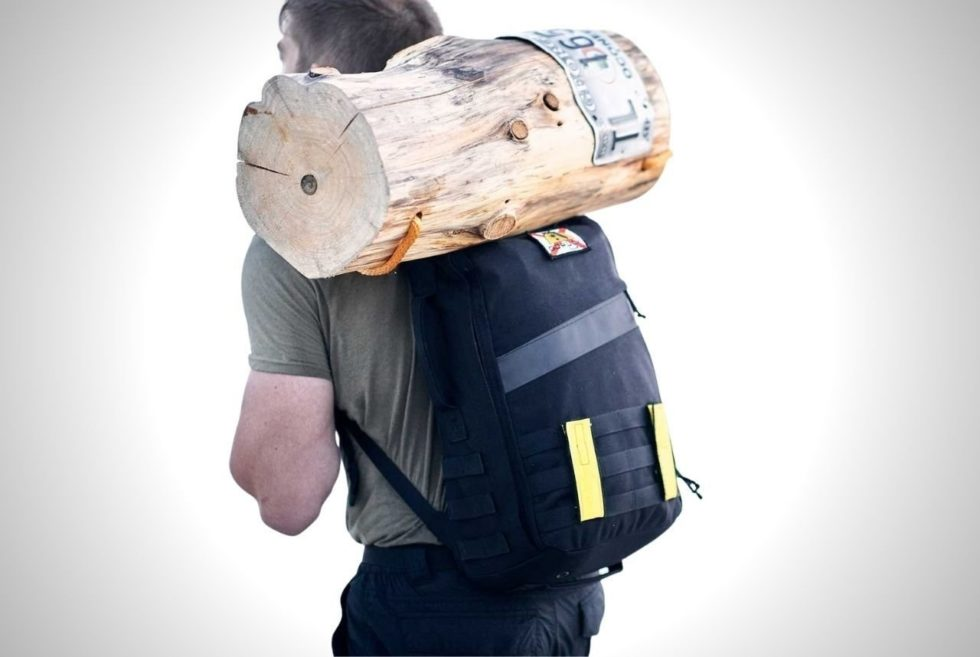 Carry Heavy Load In Comfort With The Goruck Rucker 3.0