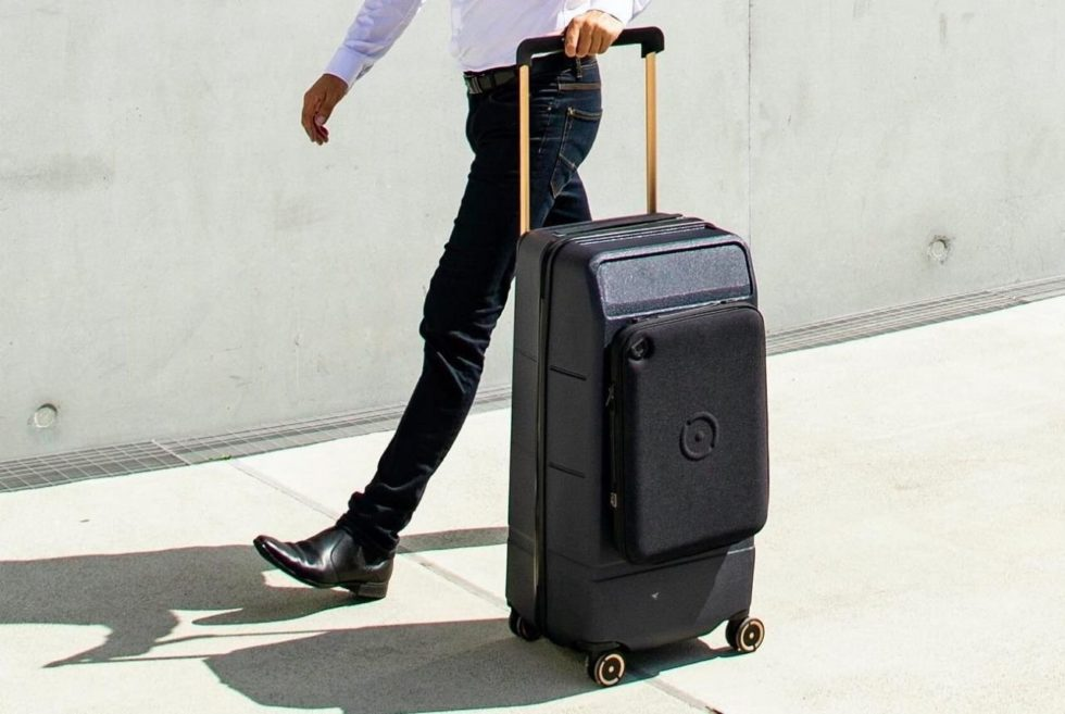 Travel in Style and Comfort With The KABUTO Trunk x Backpack