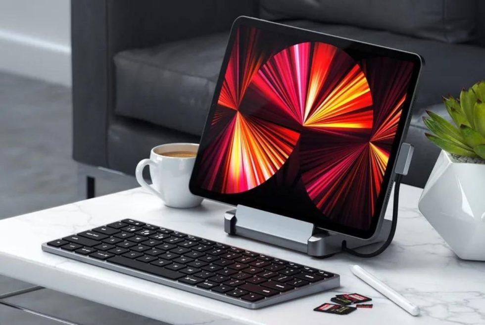 Turn Your iPad Into a Mini-Mac with the Satechi iPad Pro Hub