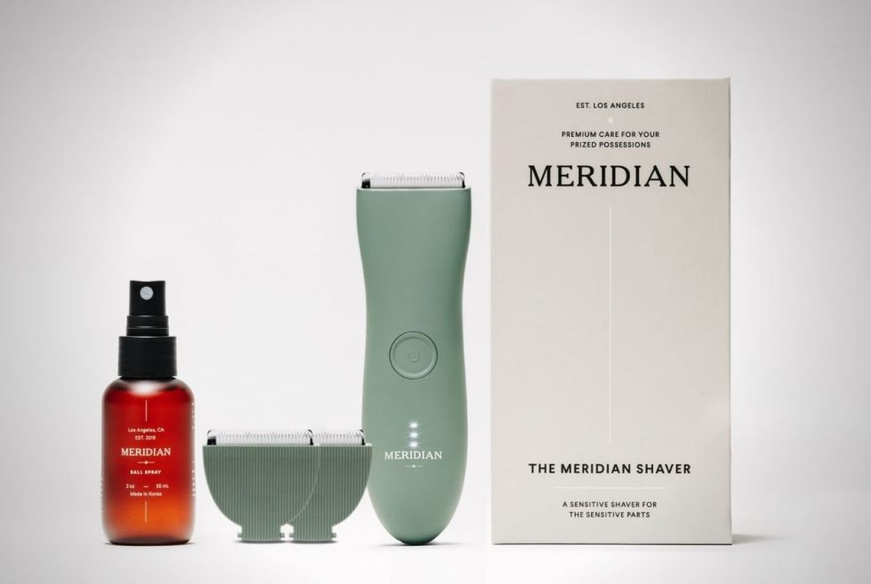 Stay Clean and Fresh Down There With The Meridian Maintenance Package