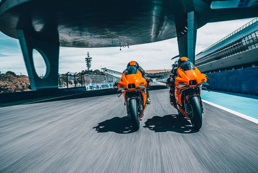 KTM is building only 100 units of its track-only 2022 RC 8C superbike