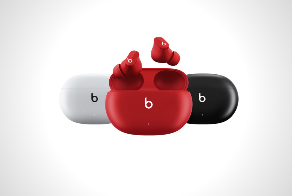Apple officially launches the Beats Studio Buds minus its H1 chip
