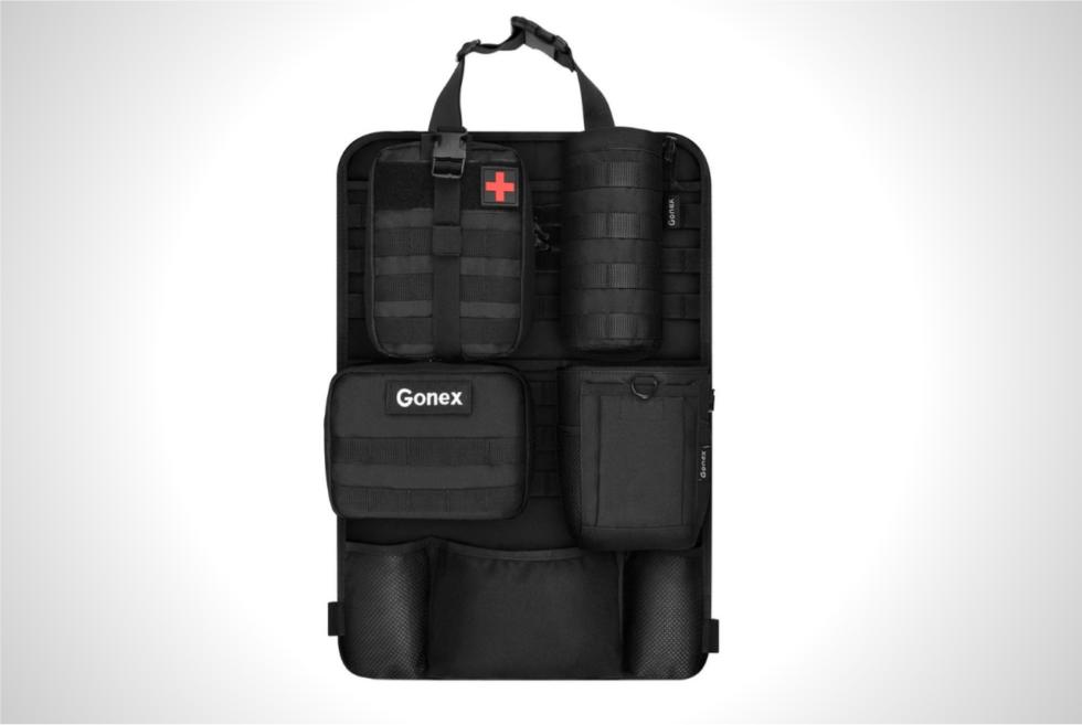 Gonex Tactical Car Seat Back Organizer