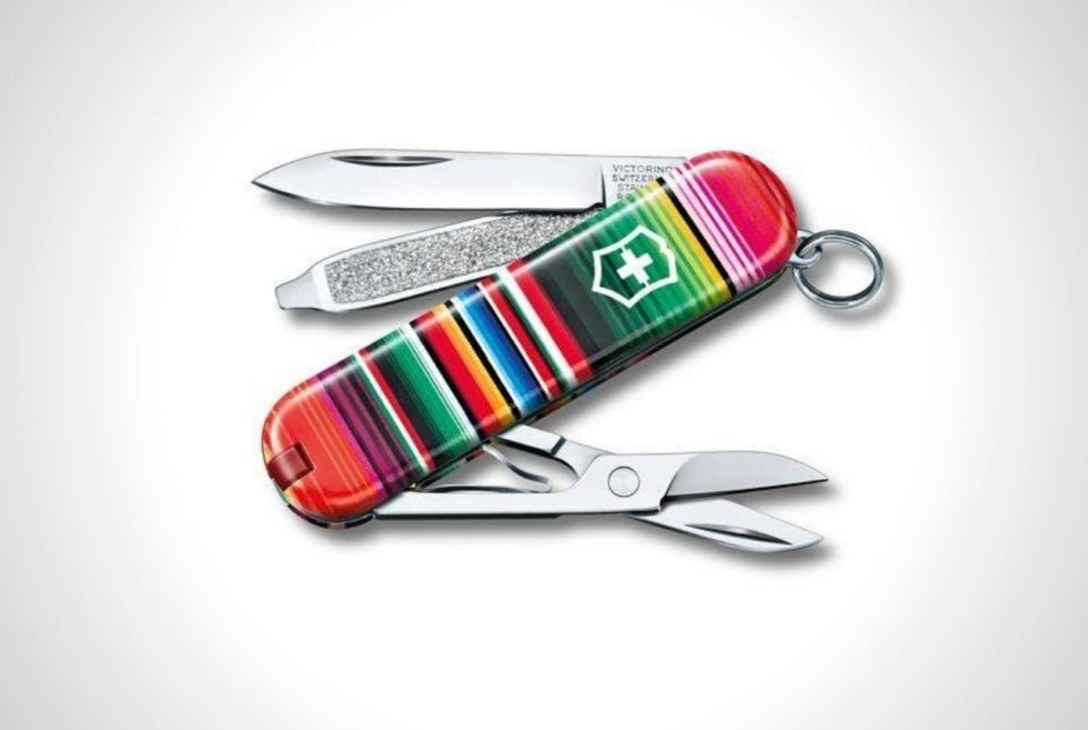The Victorinox Mexican Zarape Classic SD Makes a Colorful Addition To Your Knife Collection