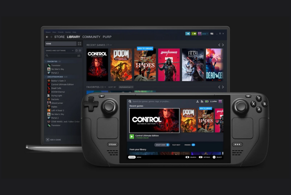 No Switch Pro, no problem as Valve steals Nintendo's spotlight with the Steam Deck