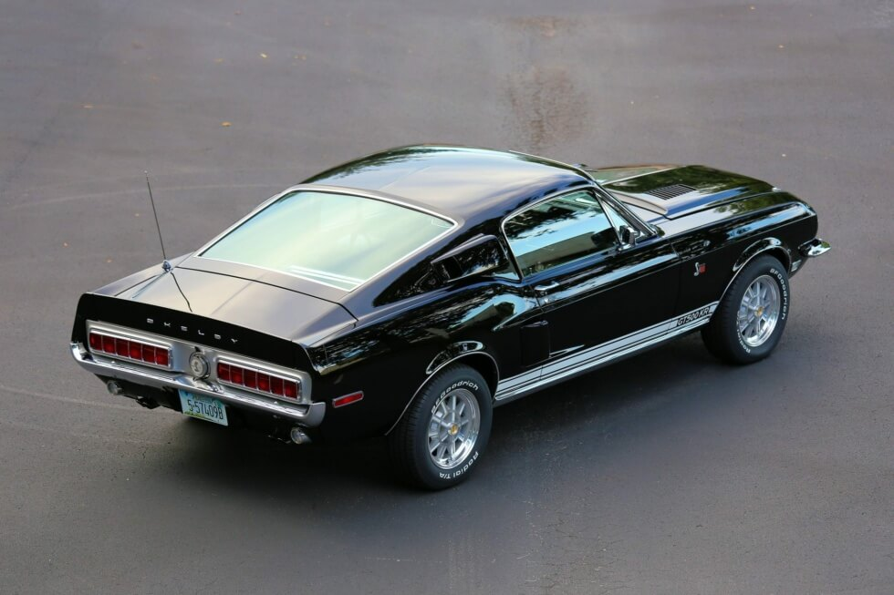Bring A Trailer Just Sold This Classy 1968 Shelby Mustang GT500KR For $262,589
