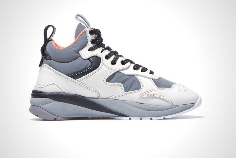 CASBIA Releases The FENOMENO XXX2 Sneakers With 3M's Reflective Technology