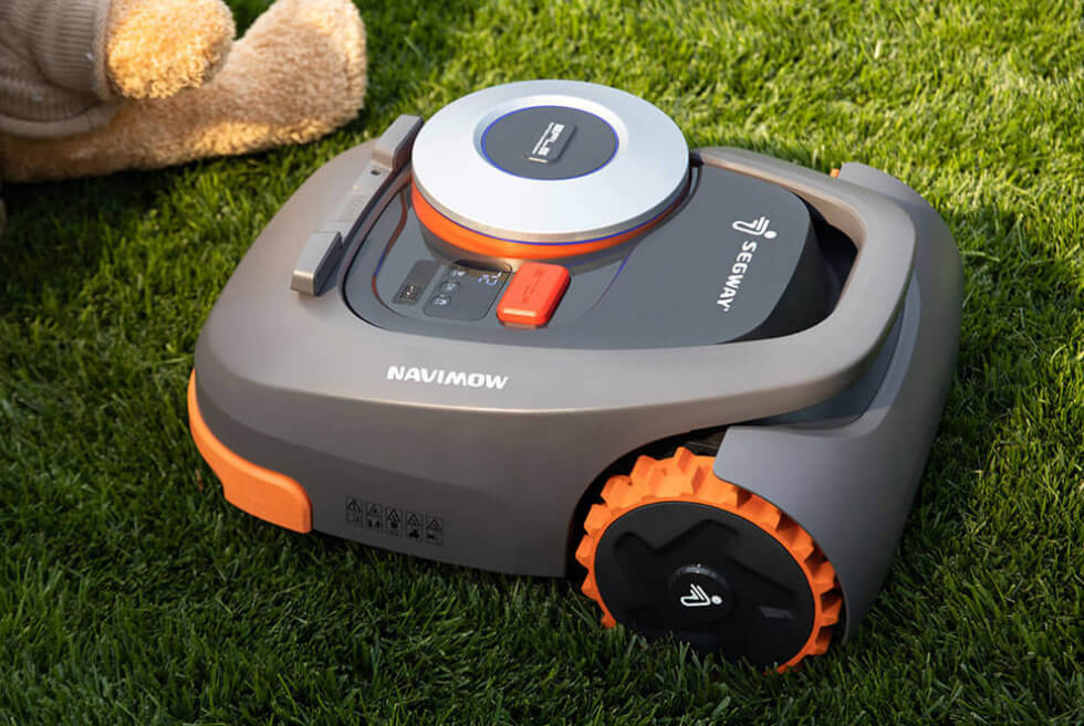 Get The Most Of Your Leisure Time With The Help Of Segway's Navimow Robot Lawnmower