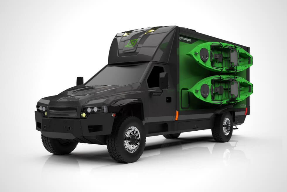 Sylvansport And Zeus Electric Chassis Join Forces To Build This Exciting Electric RV