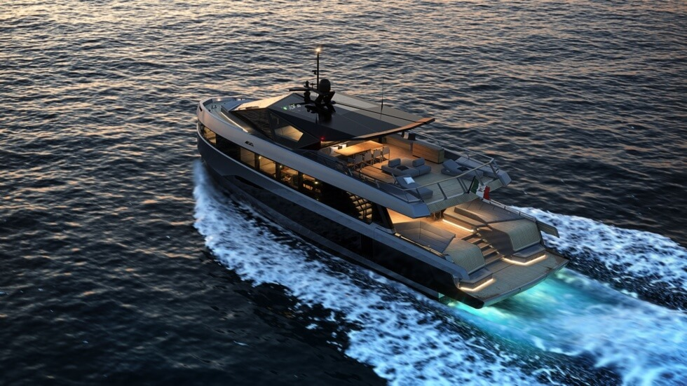 Wally Takes A Huge Step Forward With The Luxe 78.7-foot WHY200 Yacht