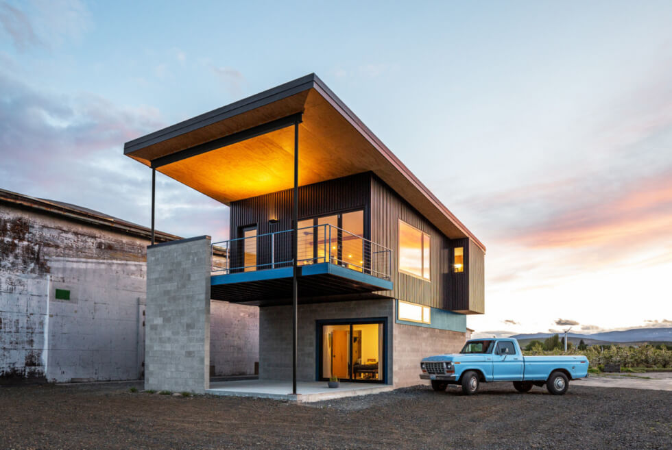 The Cloud Ranch by Best Practice Architecture Oozes With Artisan Vibe