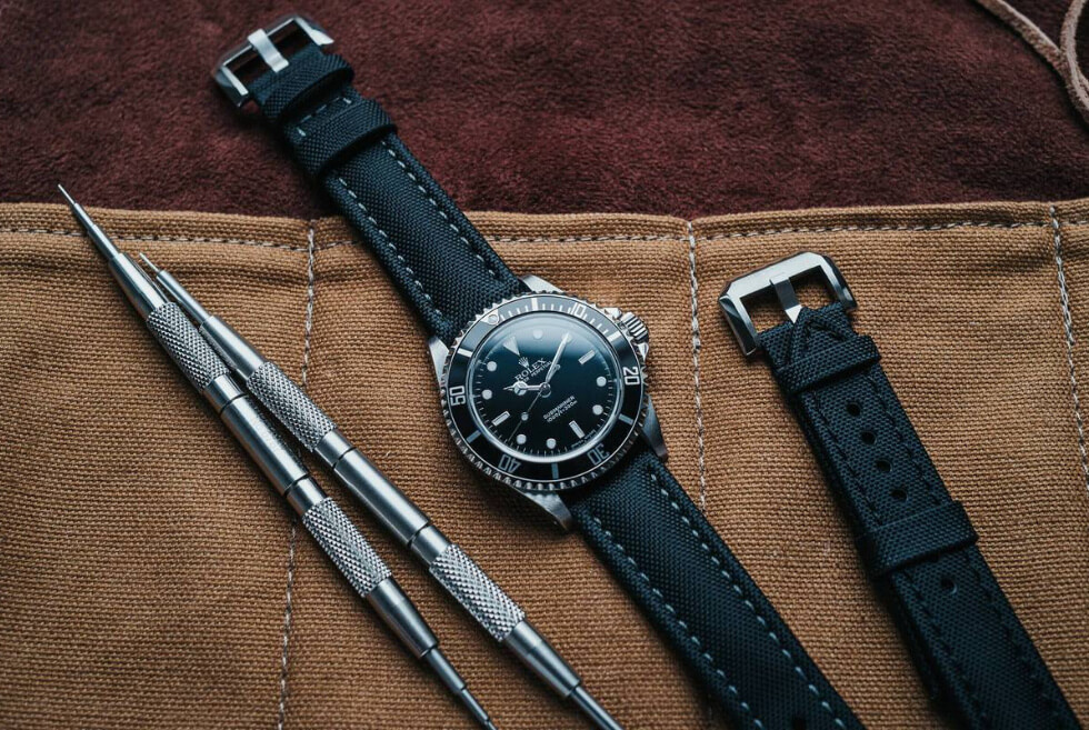 Artem Straps: The Only Tough Yet Stylish Sailcloth Watch Strap For Your Timepieces
