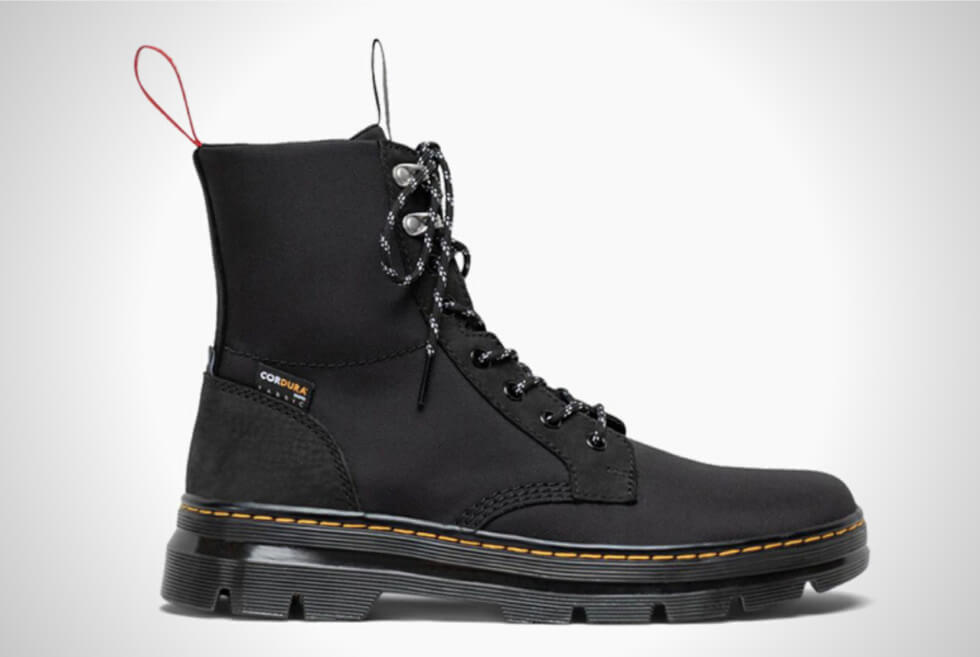 Stay Fashionably Dry With The Dr. Martens x Herschel Collection