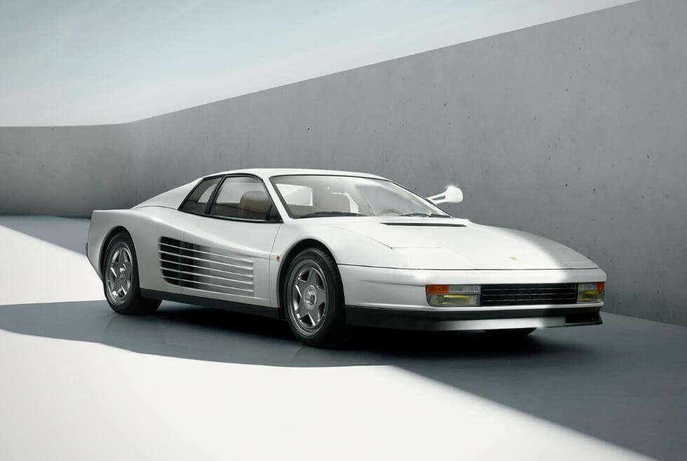 This Ferrari Testarossa From Officine Fioravanti Is The Restomod Of Your Dreams