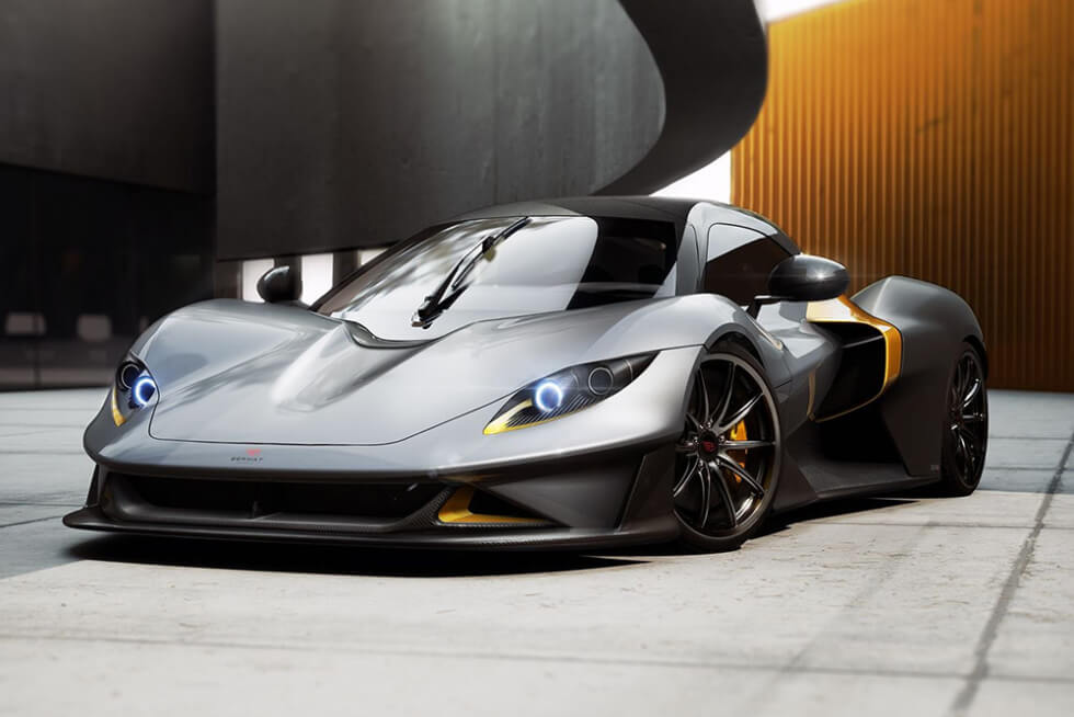 This Track-Only Bermat GT-Pista Supercar Is Also Getting A Street-Legal Version Soon